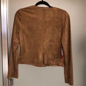 BB Dakota Jackets & Coats - BB Dakota Allerton Suede Jacket